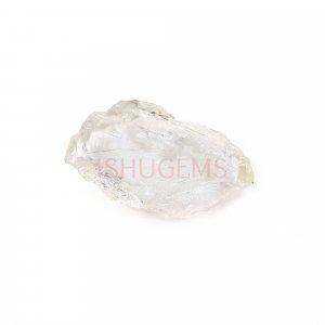 Natural Morganite 15x10mm Freeform Rough 3.65 Cts
