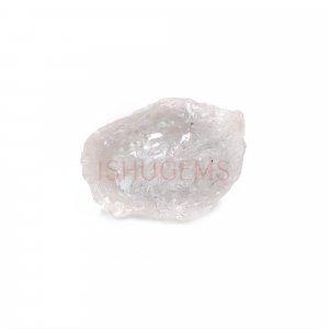 Natural Morganite 15x10mm Freeform Rough 8.95 Cts