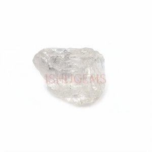 Natural Morganite 16x13mm Freeform Rough 9.40 Cts