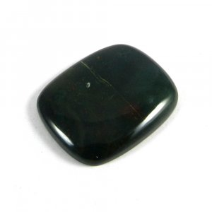 Natural Moss Agate 30x25mm Rectangle Cabochon 37.75 Cts