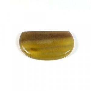 Natural Multi Fluorite Gemstone Cabochon 44x24mm 75.35 Cts
