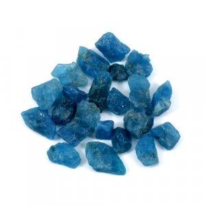 Natural Neon Apatite Rough Gemstone 100Gram Wholesale Lot FreeForm