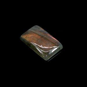 Natural Purple Labradorite 16x10mm Rectangle Cabochon 6 Cts Loose Gemstone