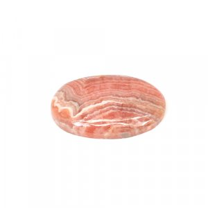 Natural Rhodochrosite Oval Cabochon 30x20mm 38.85 Cts Loose Gemstone