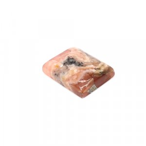 Natural Rhodochrosite Rectangle Cabochon 18x14mm 22.25 Cts Loose Gemstone