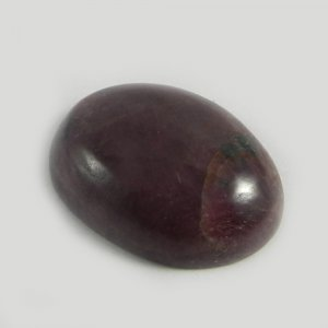 Natural Ruby 25x18mm Oval Cabochon 40.5 Cts