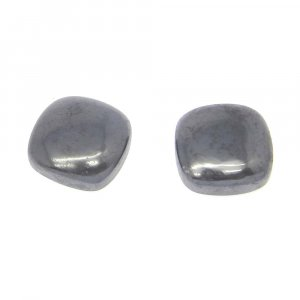 Natural Silicon  10x10mm Cushion Cabochon 6.38 Cts