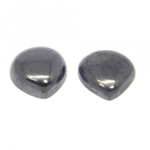 Natural Silicon 10x10mm Heart Cabochon 4.55 Cts