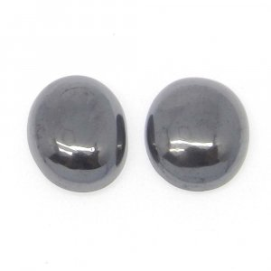 Natural Silicon 12x10mm Oval Cabochon 5.75 Cts