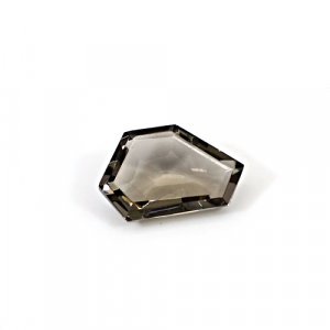 Natural Smoky Quartz 6.40 Cts Fancy Cut 15x10mm Loose Gemstone