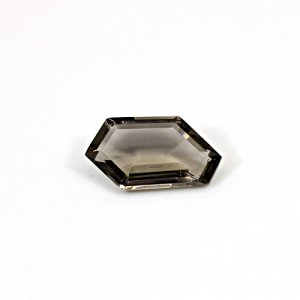 Natural Smoky Quartz 6.65 Cts Fancy Cut 18x9mm Loose Gemstone