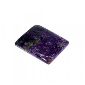 Natural Sugilite Rectangle Cabochon 22x17mm 13.20 Cts Loose Gemstone