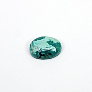 Natural Tibetan Turquoise Oval Cabochon 5.01 Cts 14x10mm Loose Gemstone