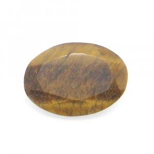 Natural Tiger Eye 18x13mm Oval Cut 8.55 Cts