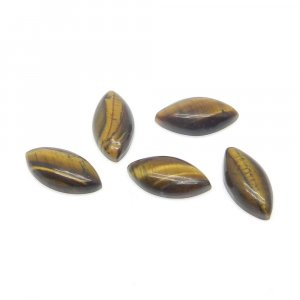 Natural Tiger Eye 18x9mm Marquise Cabochon 5.95 Cts