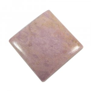 Phosphosiderite Jasper 18x18mm Square Cabochon 15.5 Cts
