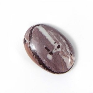 Picasso Jasper 23x15mm Oval Cabochon 15.20 Cts