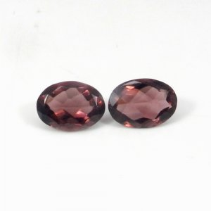 Pink Tourmaline Hydro 14x10 Oval Faceted Cut 5.65 Cts