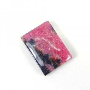 Rhodonite 18x13mm Octagon Cabochon 17.80 Cts