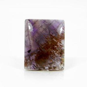 Semi Precious Cacoxenite 21x16mm Rectangle Cabochon 17.80 Cts