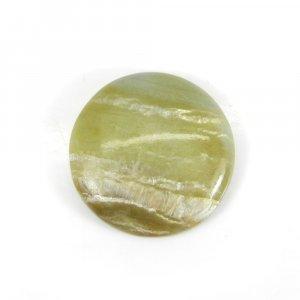 Semi Precious Gemstone Arizona Pietersite 23mm Round Cabochon 20.5 Cts