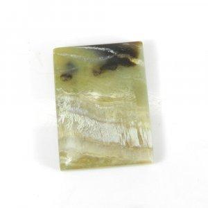 Semi Precious Gemstone Arizona Pietersite 23x17mm Rectangle Cabochon 20.2 Cts