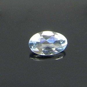 Sky Blue Topaz 5x3mm Oval Cut 0.15 Cts