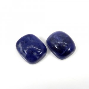 Sodalite 12x10mm Octagon Cabochon 5.35 Cts