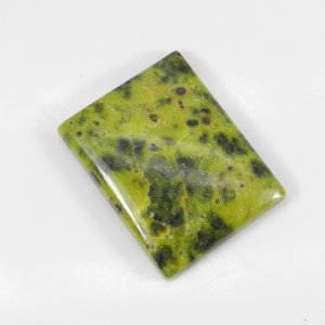Stichtite 28x22mm Rectangle Cabochon 31.65 Cts