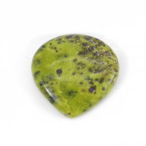 Stichtite 30x29mm Heart Cabochon 39.65 Cts