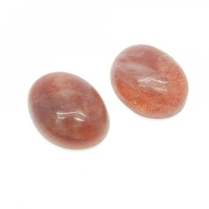Sunstone 14x10mm Oval Cabochon 6.50 Cts