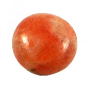 Sunstone Jasper Round Cab Gemstone IG1716