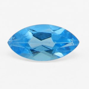 Swiss Blue Topaz 12x6mm Marquise Cut 2.1 Cts