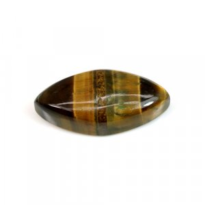Tiger Eye 27x13mm Marquise Cabochon 19.5 Cts