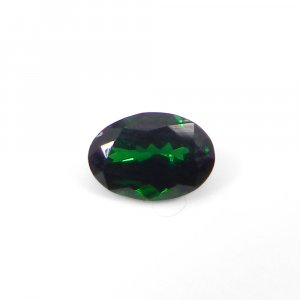 Tsavorite 7x5mm Oval Faceted Cut 0.65 Cts
