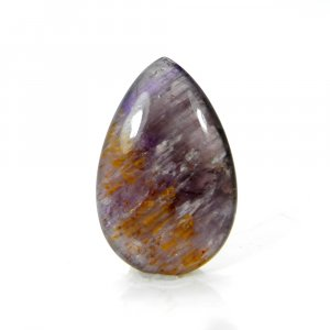 Wholesale Cacoxenite 25x15mm Pear Cabochon 19.30 Cts