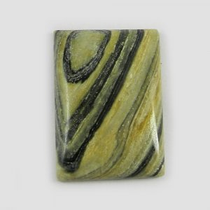 Wholesale Collection Natural Wave Jasper 28x19mm Rectangle Cabochon 29.3 Cts Loose Gemstone For Jewelry Making