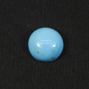 Wholesale Gemstone American Turquoise 11mm Round Cabochon 5.40 Cts