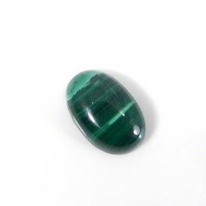 Wholesale Gemstone Malachite 15x10mm Oval Cabochon 10.30 Cts