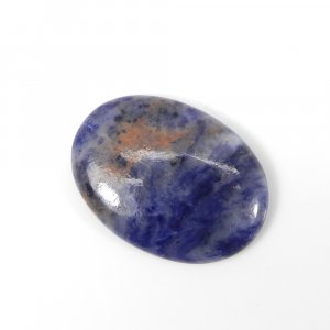 Wholesale Sodalite 26x19mm Oval Cabochon 16.95 Cts