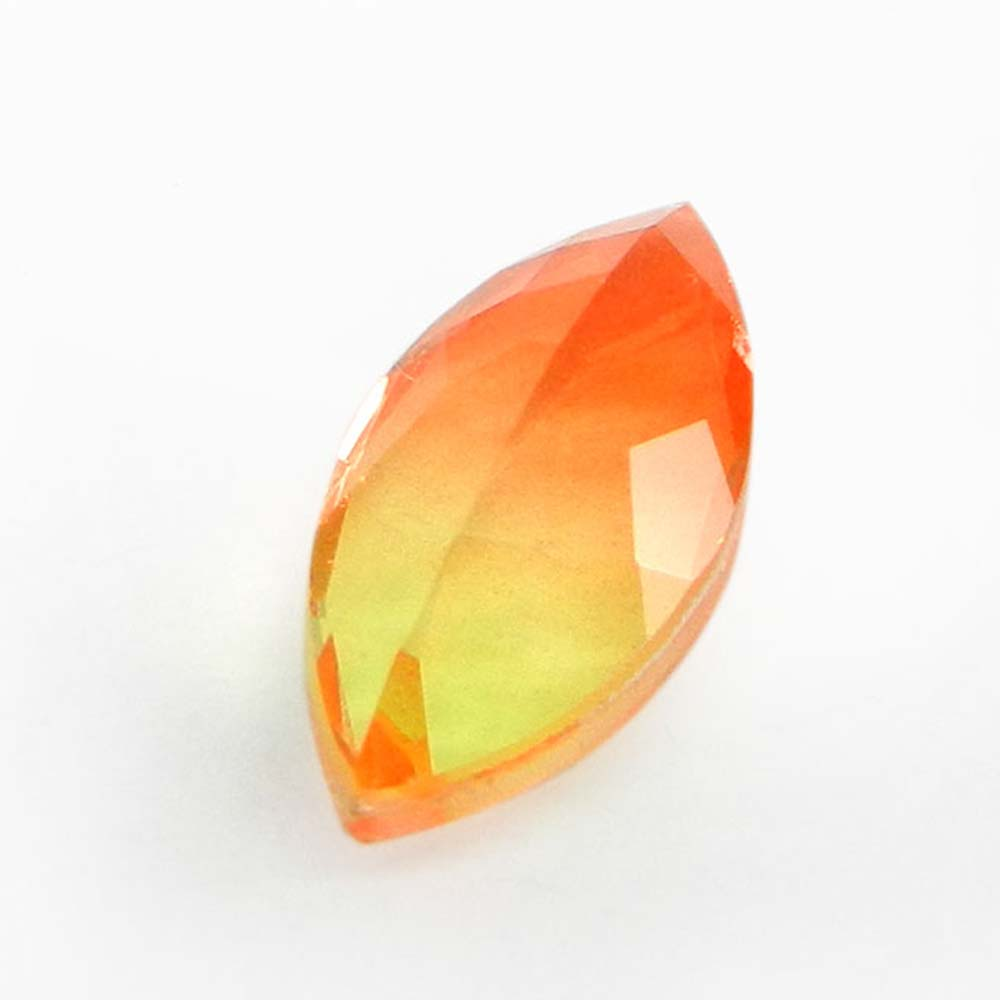 Yellow Bio Color Doublet 16x8mm Marquise Cut 4.8 Cts