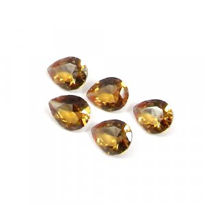 Zultanite 10x8mm Pear Faceted Cut 2.45 Cts