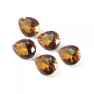 Zultanite 12x10mm Pear Faceted Cut 4.20 Cts