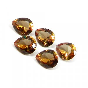 Zultanite 12x10mm Pear Faceted Cut 4.35 Cts