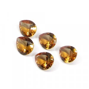 Zultanite 12x10mm Pear Faceted Cut 4.40 Cts