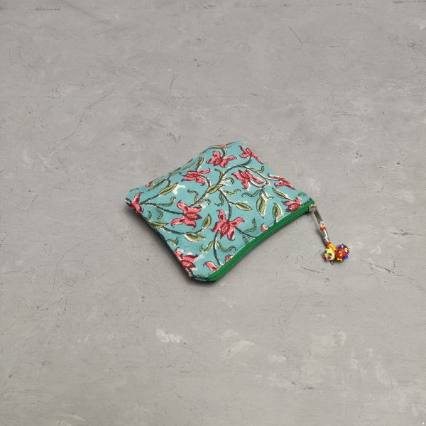 Small Canvas Pouch CPS11