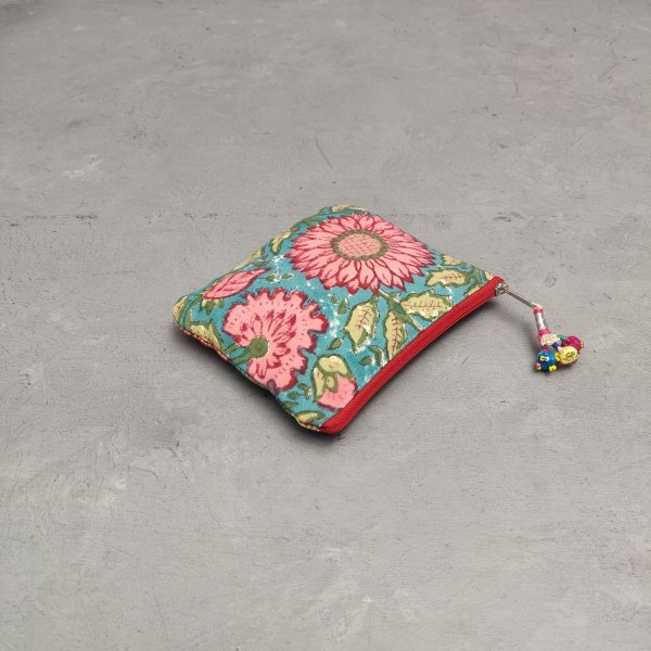 Small Canvas Pouch CPS12