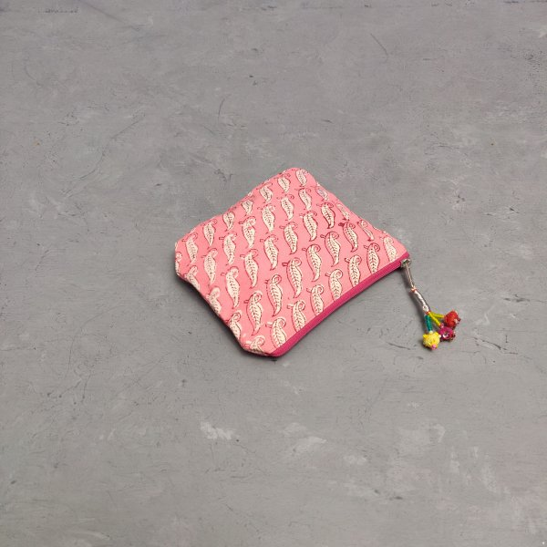 Small Canvas Pouch CPS14