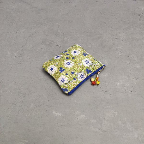 Small Canvas Pouch CPS20