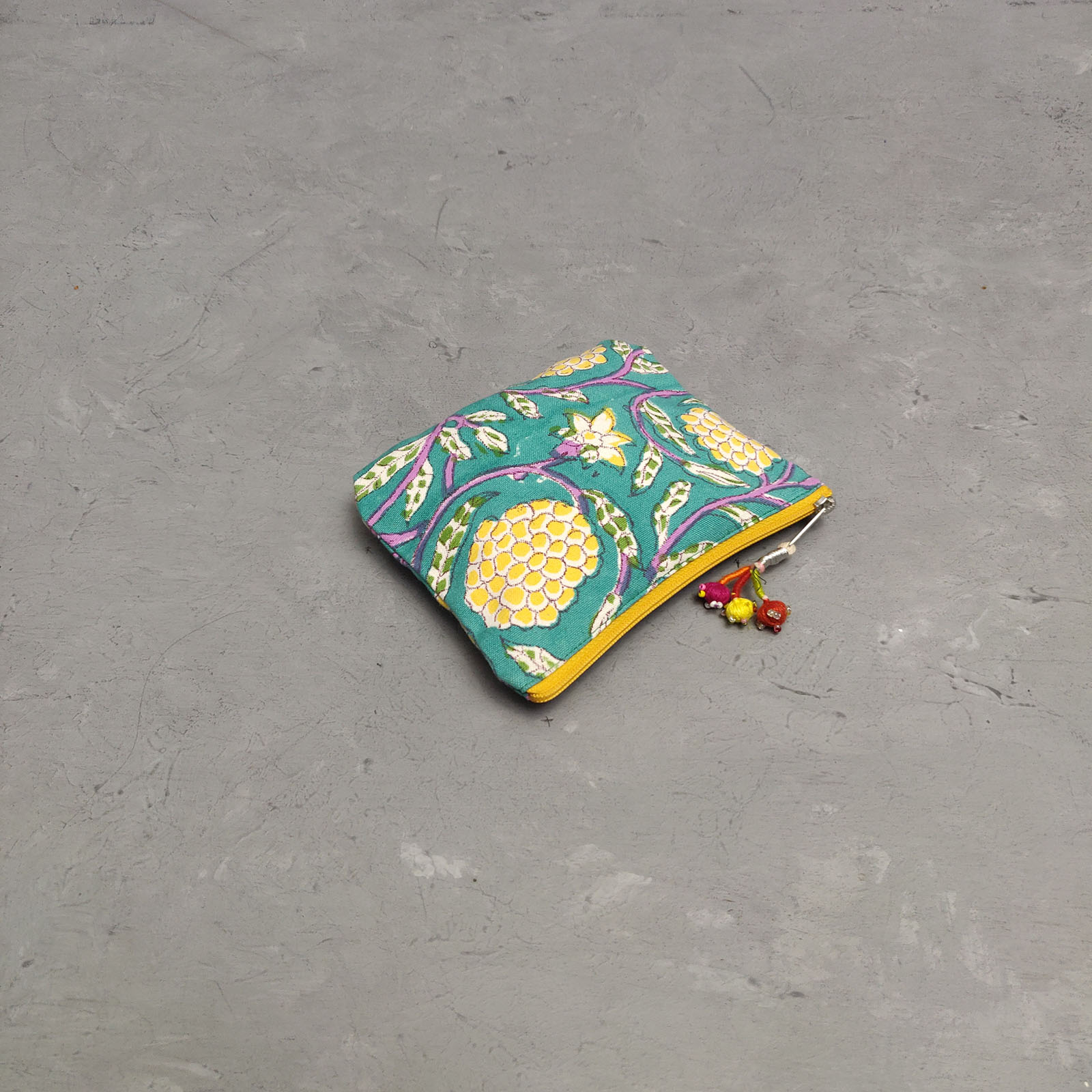 Small Canvas Pouch CPS21